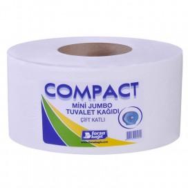مصغرة جمبو ورق التواليت Compact